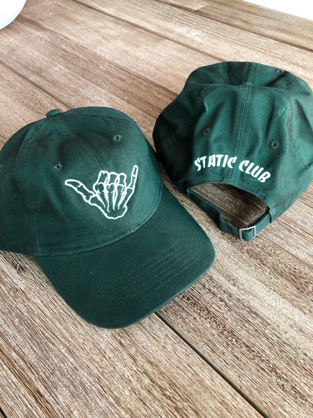 Static Club Dad Hat