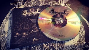 """Image of ANTE-INFERNO """"fane"""" CD"""