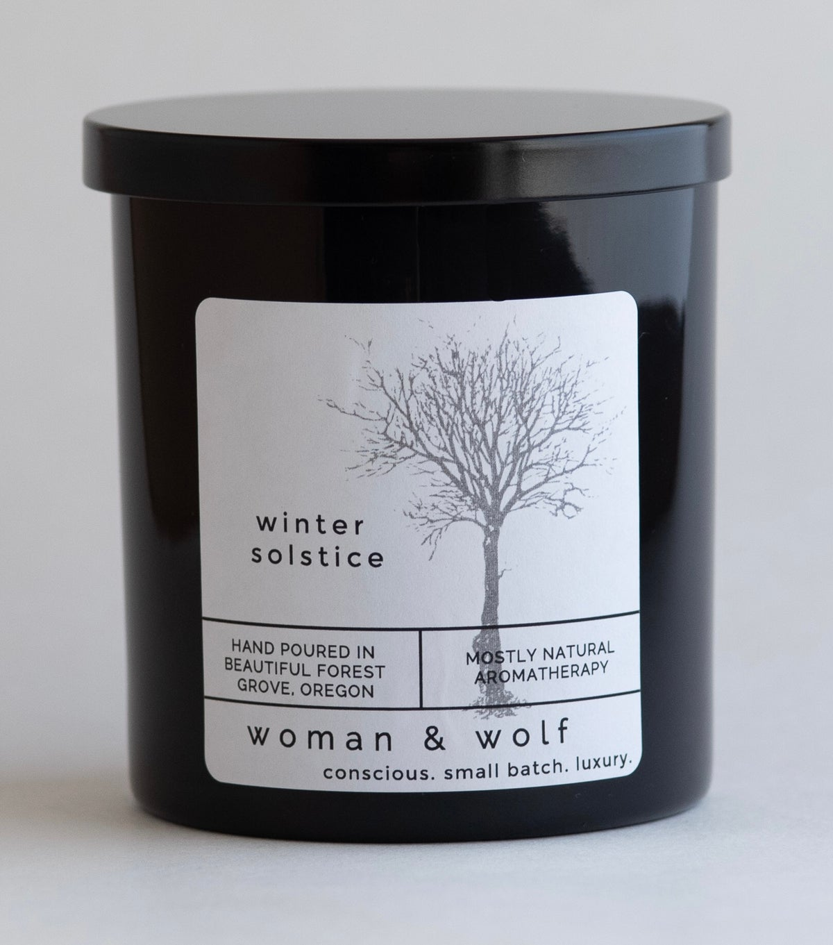 Image of WINTER SOLSTICE Soy Candle