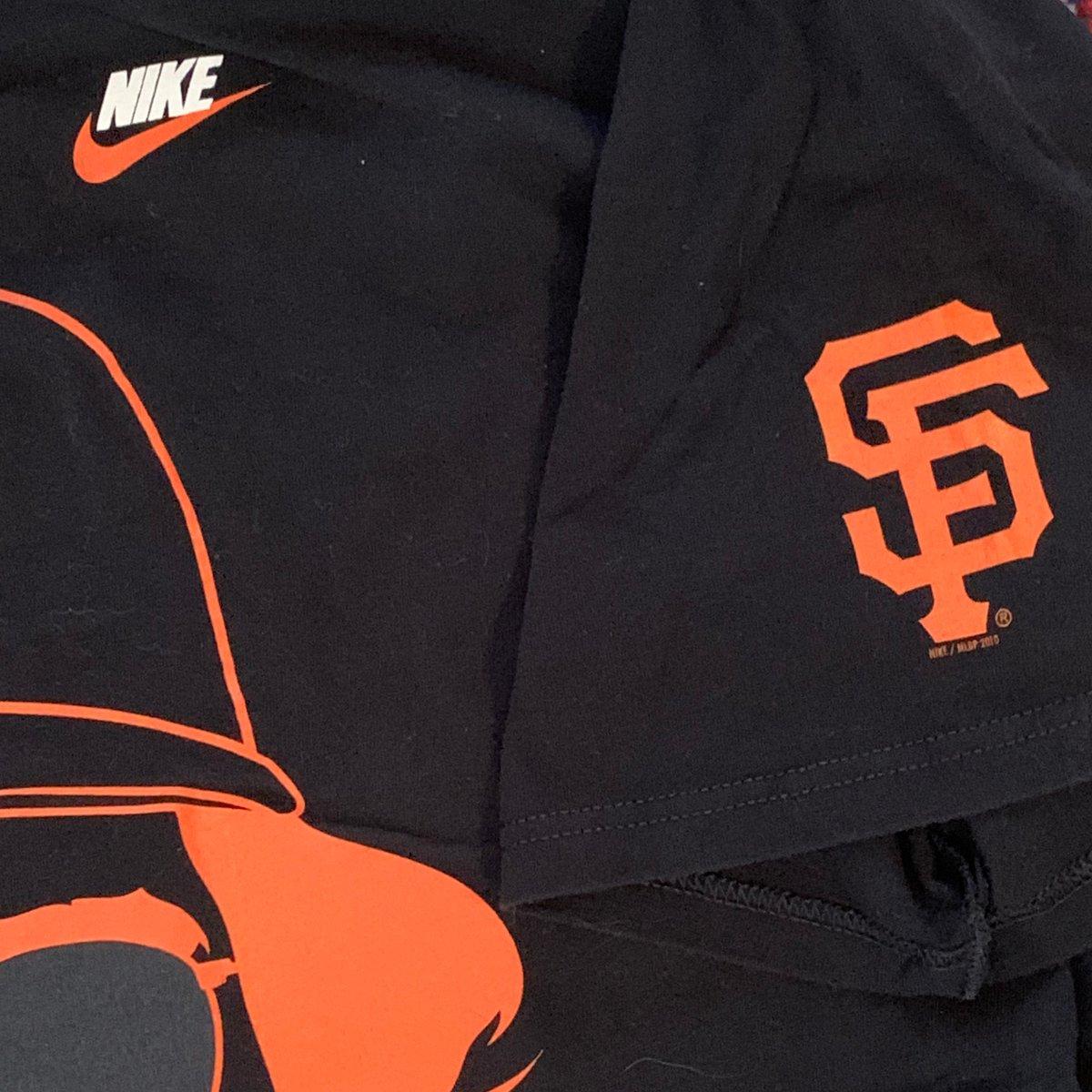Original Rare Jerry Garcia Nike SF Giants 2010 Tee! XL