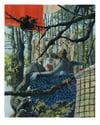Melusine II • Giclee printed original painting (Jes)
