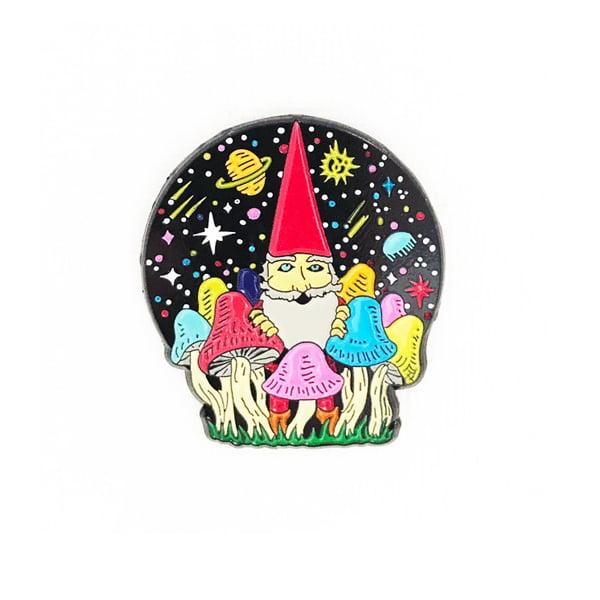 Image of Gnome pin