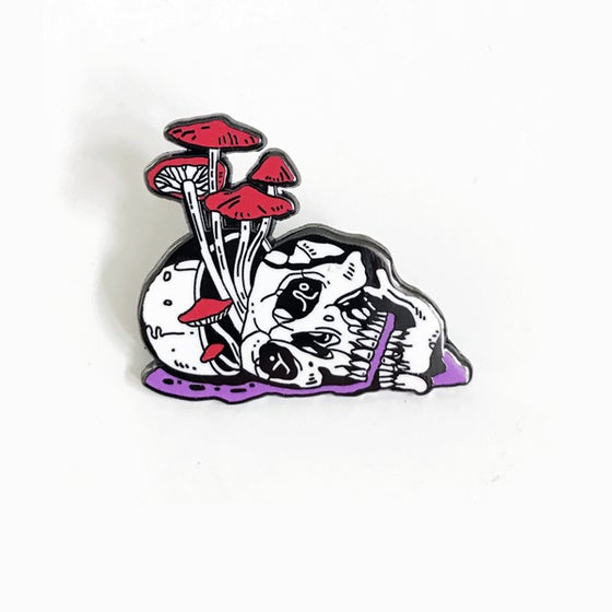 Image of Shrooms pin