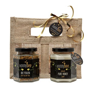 Image of Honey and Pollen Gift Set