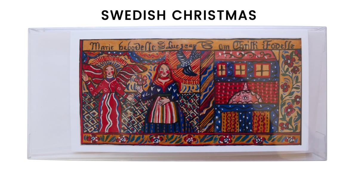 Image of Alison Wonderland Winter Cards