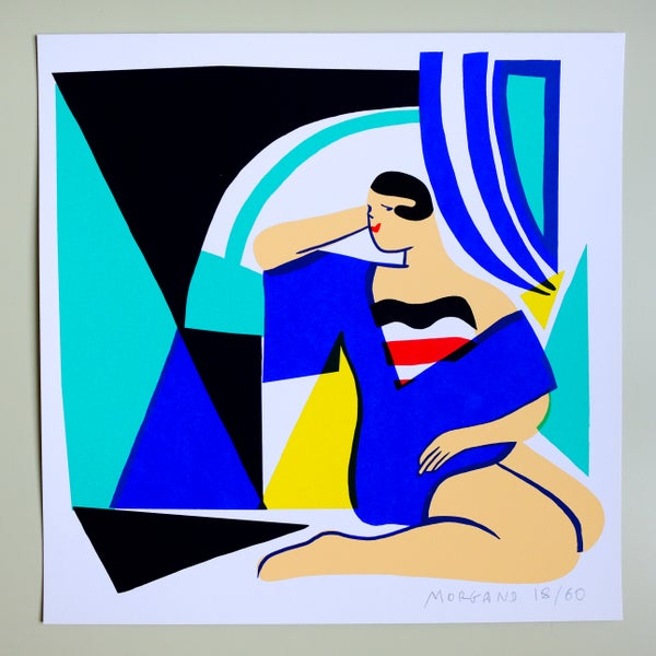 Image of Femme à la fenêtre