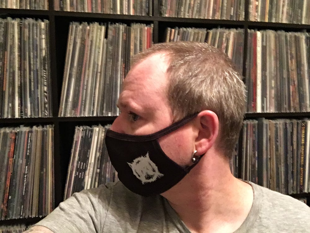Anti-Music Face Mask