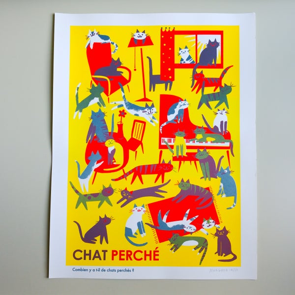 Image of Chat Perché