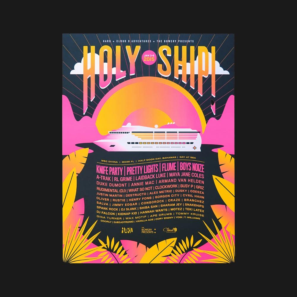 Holy Ship 4