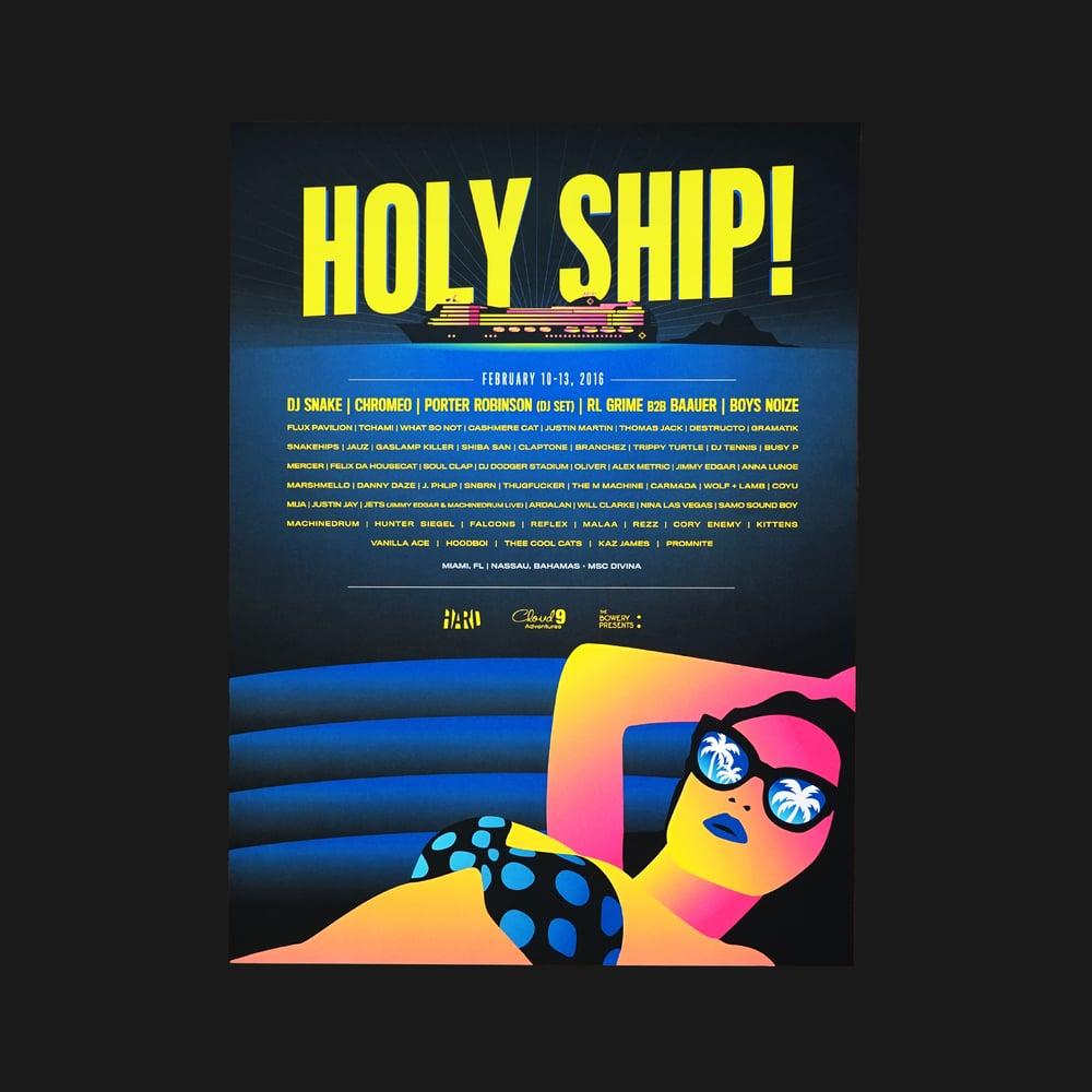 Holy Ship 7