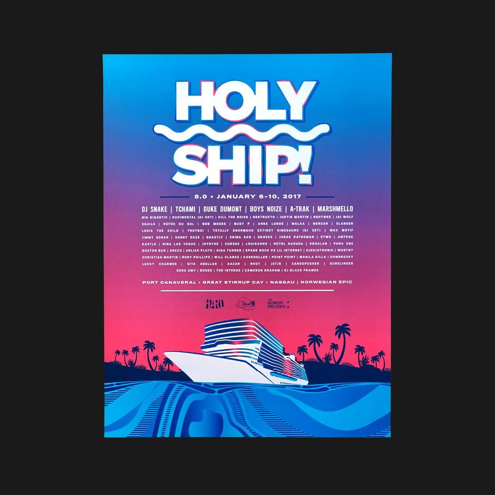 Holy Ship 8