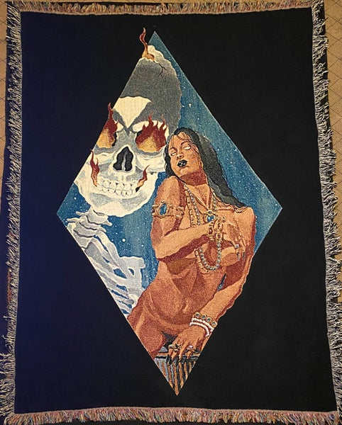 Image of Heat woven blanket PREORDER