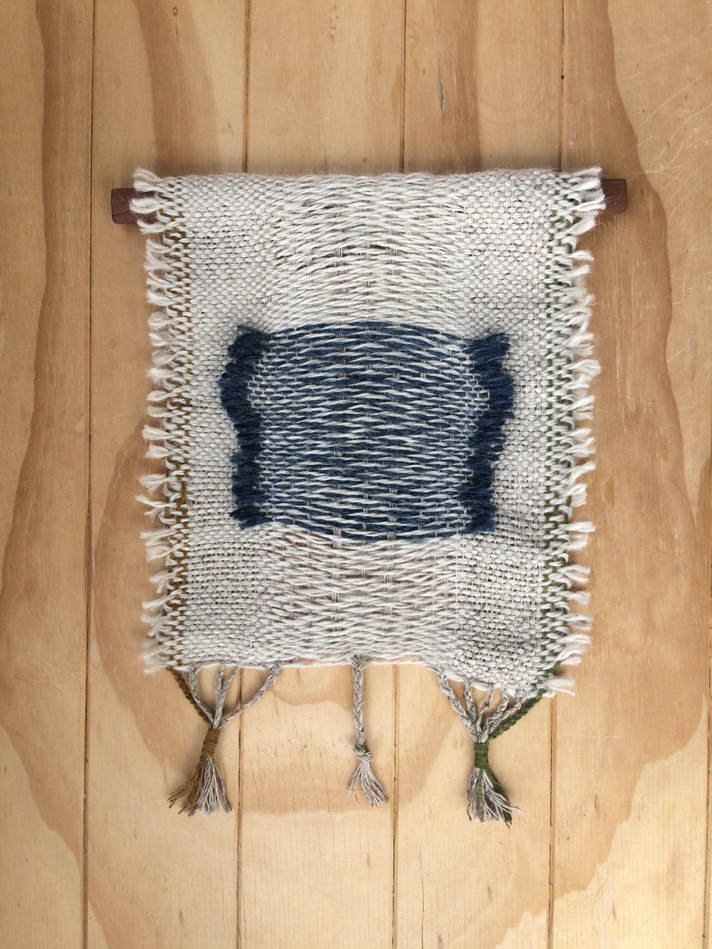 Image of Basket Weave  • Wall Hanging