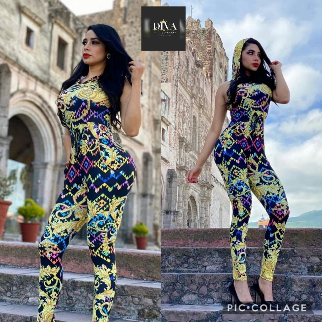 Image of Jumpsuit Grecy S  y  M