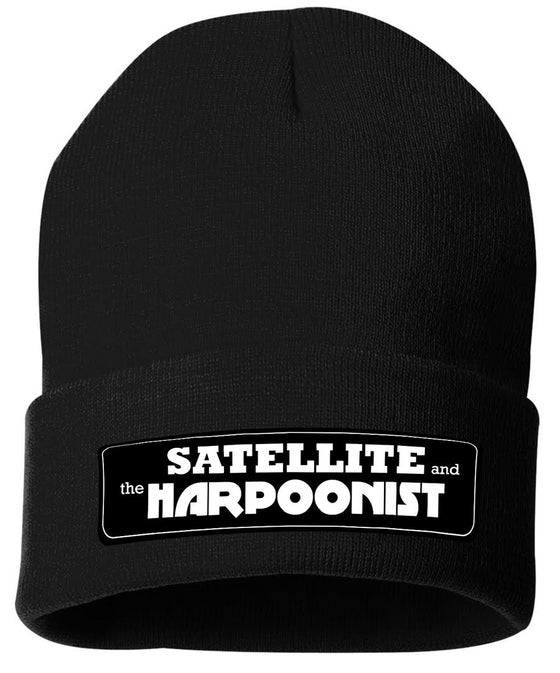 Image of Satellite and the Harpoonist CD and Toque Bundle