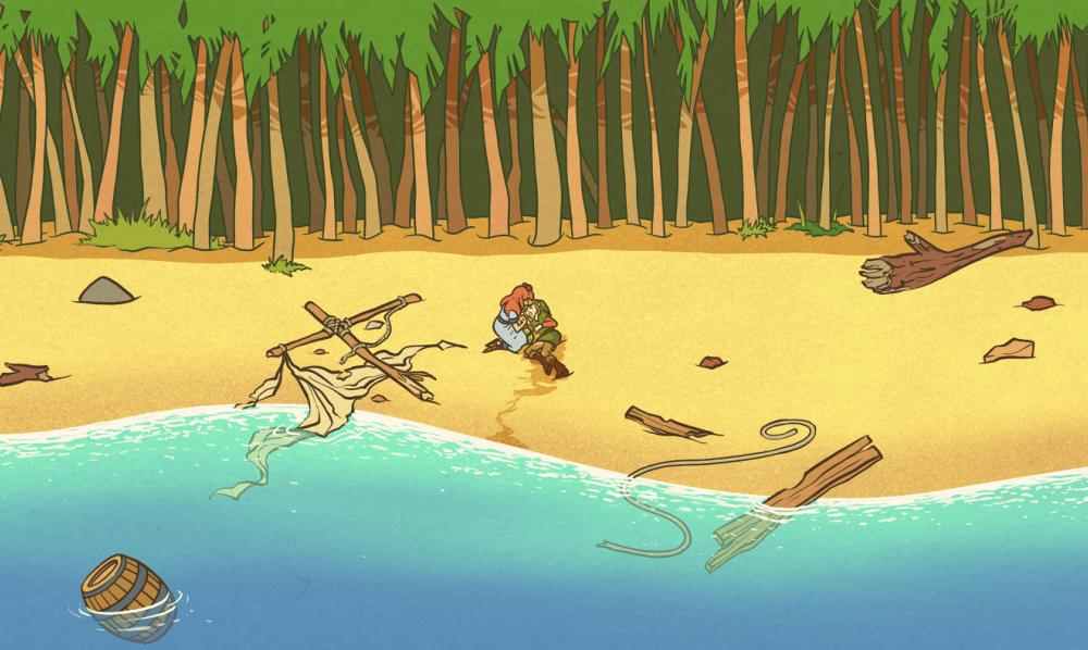 Image of Link's Awakening - The Shores of Koholint