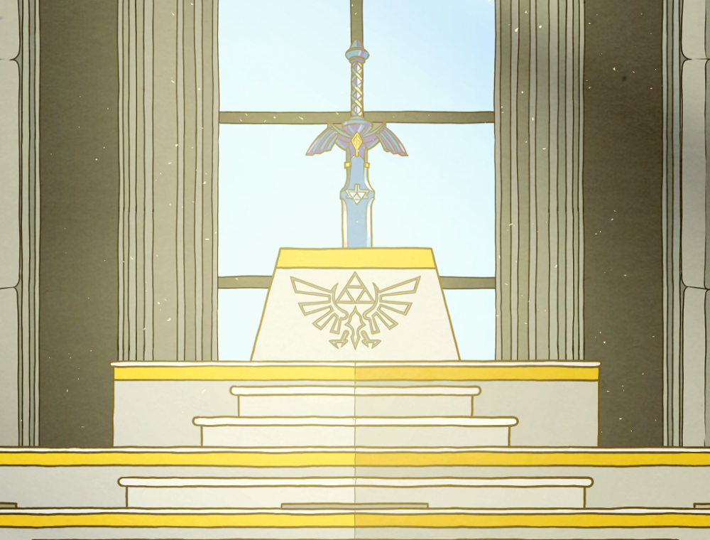 Image of Ocarina of Time - Temple of Time