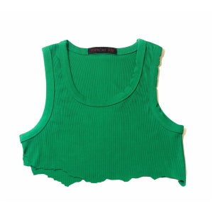 """Image of RESTOCKED* RZN by RB Classic  """"Bashed"""" ribbed tank"""