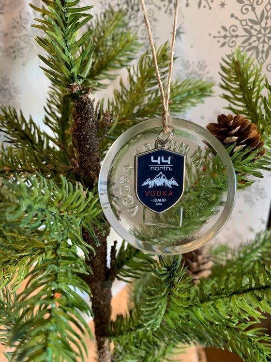 Image of Vodka Grown in Idaho Ornament