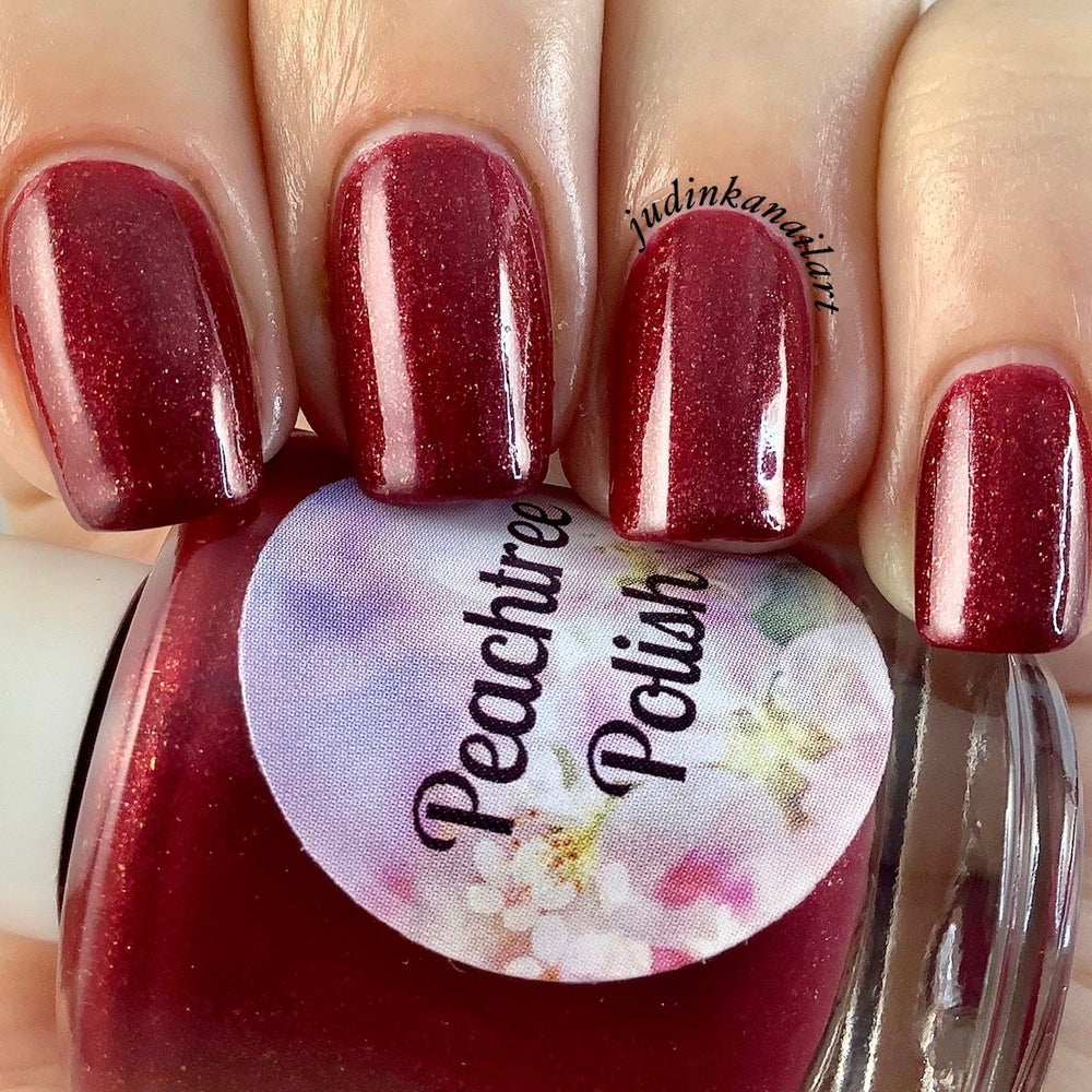 Image of Spider Mum Nail Polish