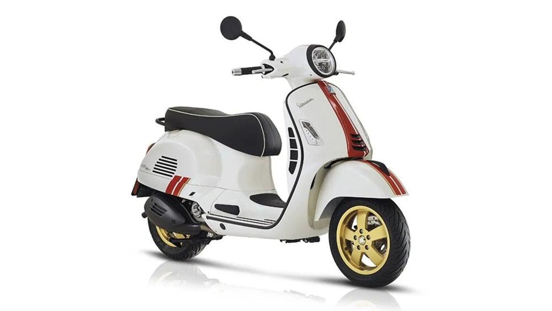 Image of 2020 Vespa Scooter Rental