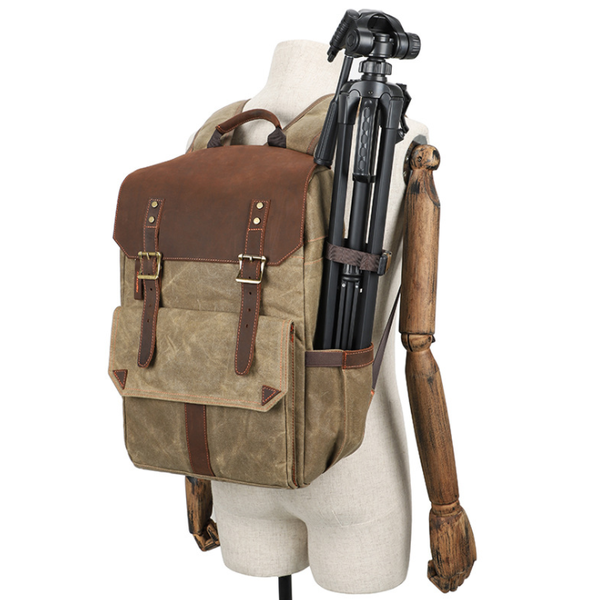 Image of camera backpack waterproof