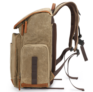 Image of camera backpack with side access