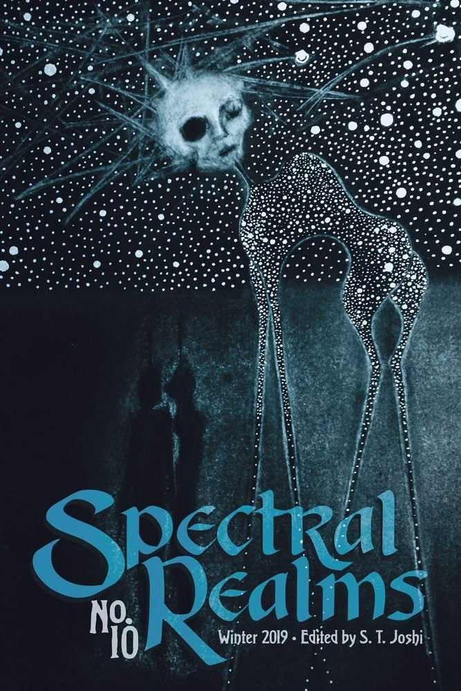 Image of Spectral Realms No. 10 (Winter 2019)