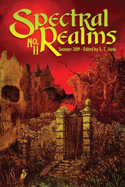 Image of Spectral Realms No. 11 (Summer 2019)