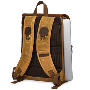 Image of Durable Travel Rucksack Large Weekender Backpack