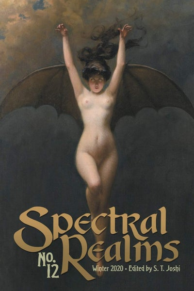 Image of Spectral Realms No. 12 (Winter 2020)