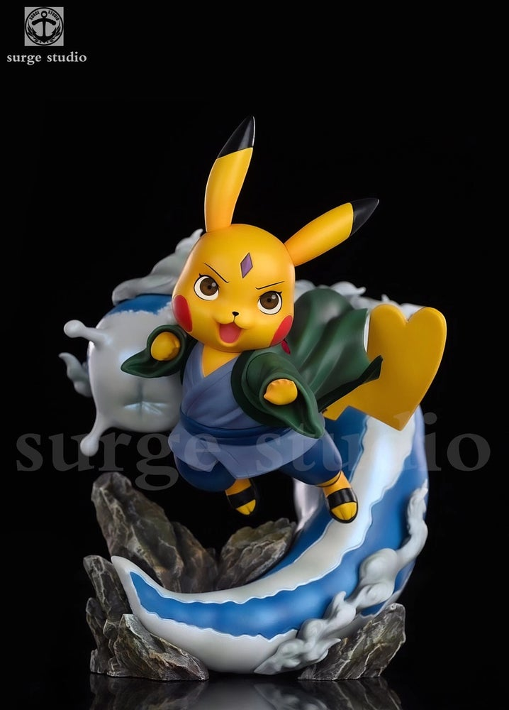 Image of [Pre-Order]Surge Studio Pikachu Cross Tsunade Resin Statue