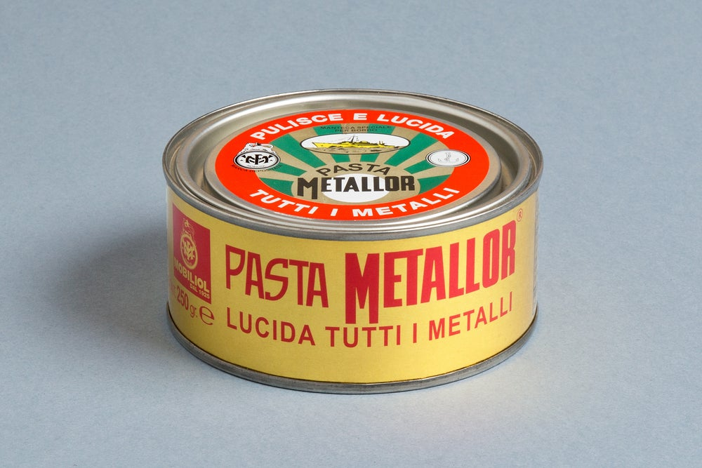 Image of PASTA LUCIDANTE METALLOR / METALLOR CLEANSING PASTE
