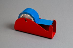 Image of DISPENSER INDUSTRIALE PER NASTRO ADESIVO / INDUSTRIAL TAPE DISPENSER