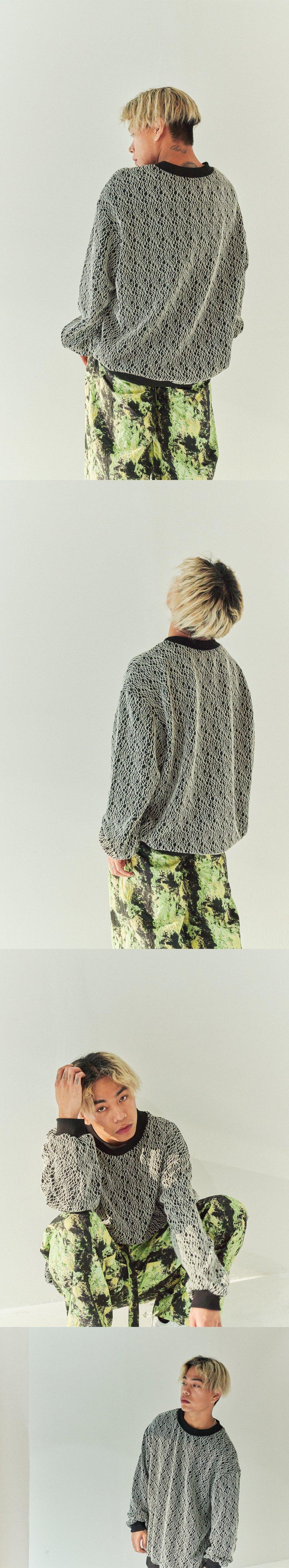 Image of Night Dune Sweatshirt