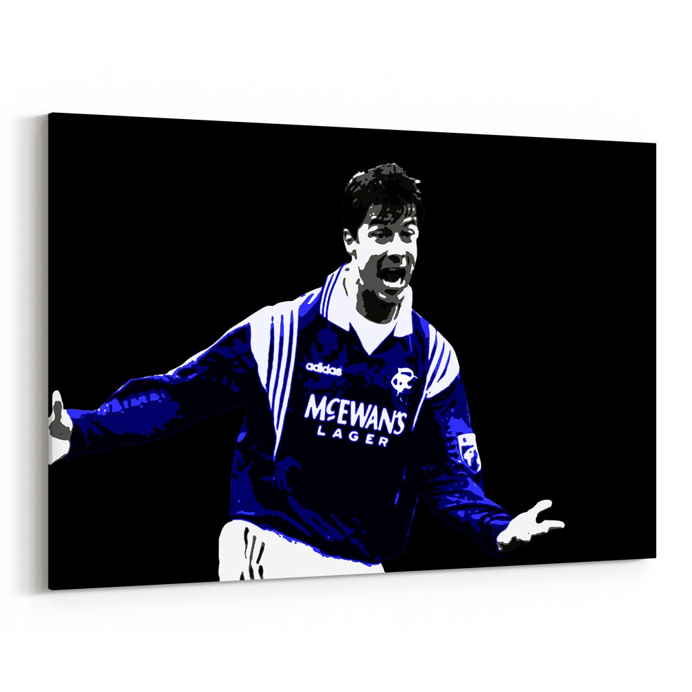 Image of Brian Laudrup - Nine in A Row Celebration