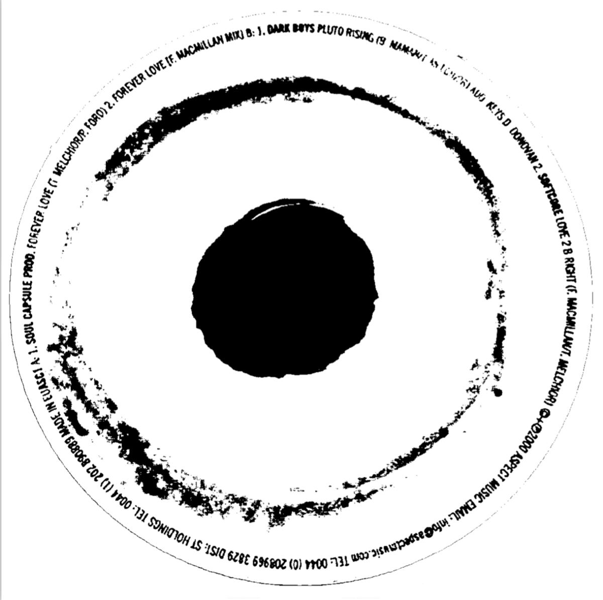 Image of Soul Capsule: Forever Love on Aspect Music