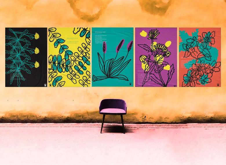 Image of Flower Power by Oblo, scegli il tuo