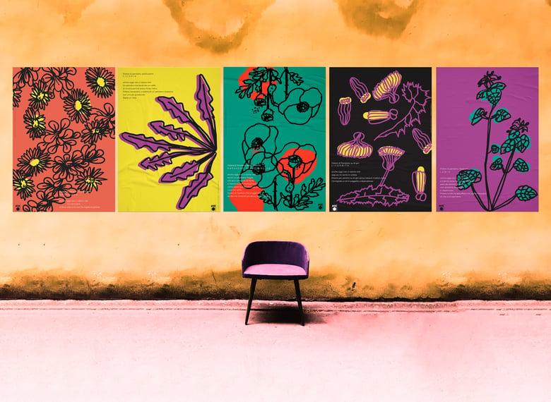 Image of Flower Power 2 by Oblo, scegli tuo