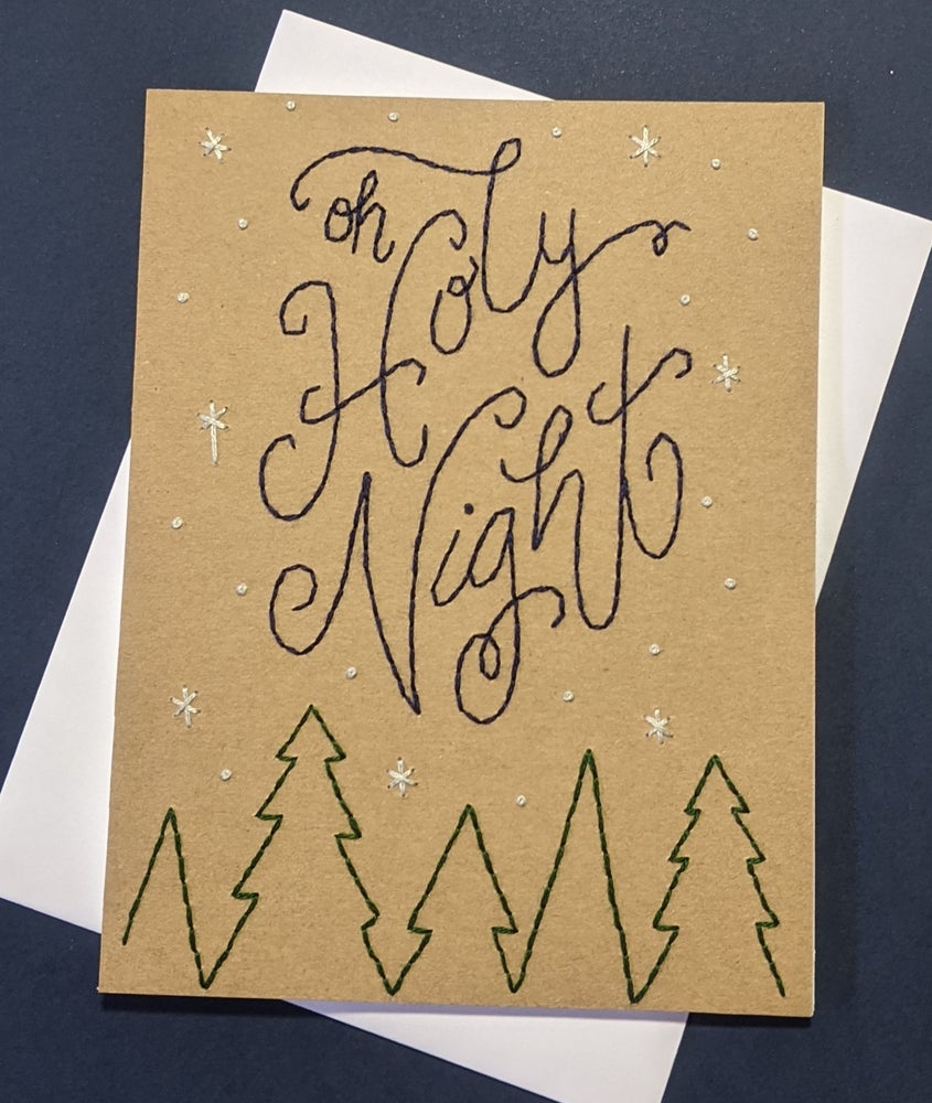 Image of Oh Holy Night - Kraft