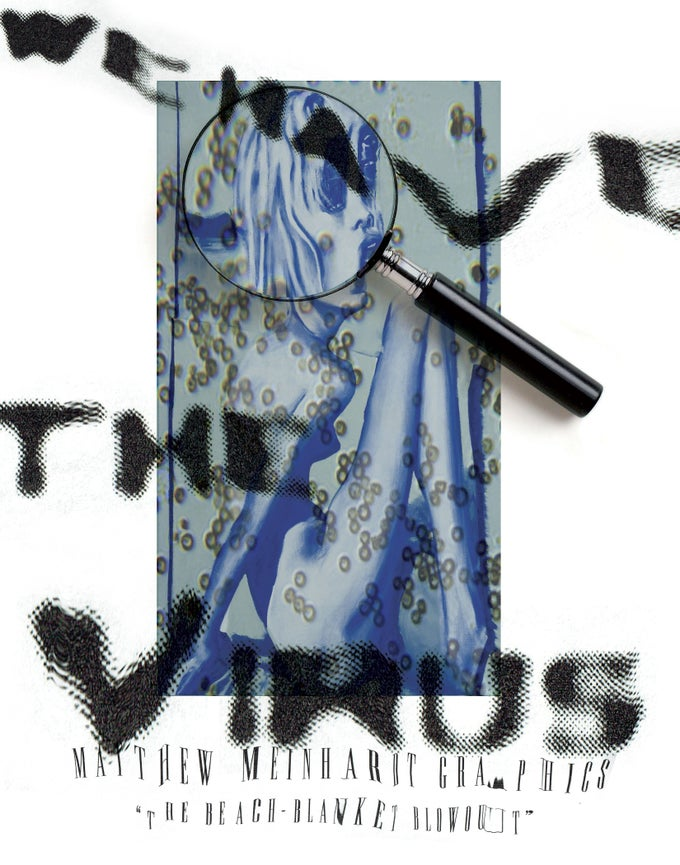 """Image of We Have The Virus- 11""""x14"""" print"""