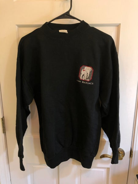 "Image of ***Vintage Original. ""Blind Man's Zoo"" Embroidered Crewneck Sweater"