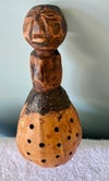 Gourd rattle