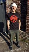 Höllenritt Logo T-Shirt Black