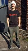 Höllenritt Schriftzug T-Shirt Black