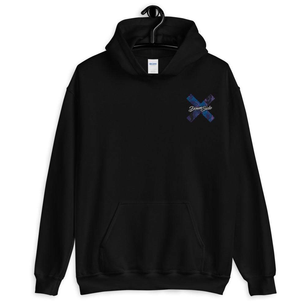 Image of Embroidered Liquid Hoodie