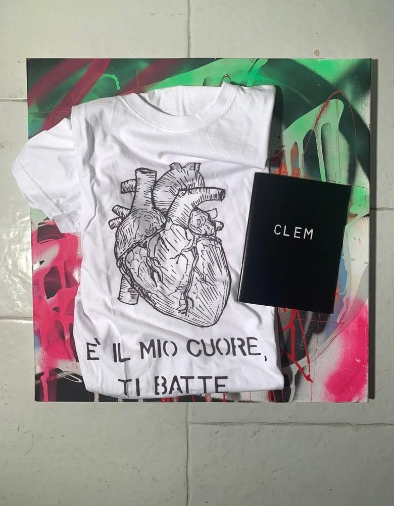 Image of Set 'Clem' Libro+T-shirt, scrgli il tuo