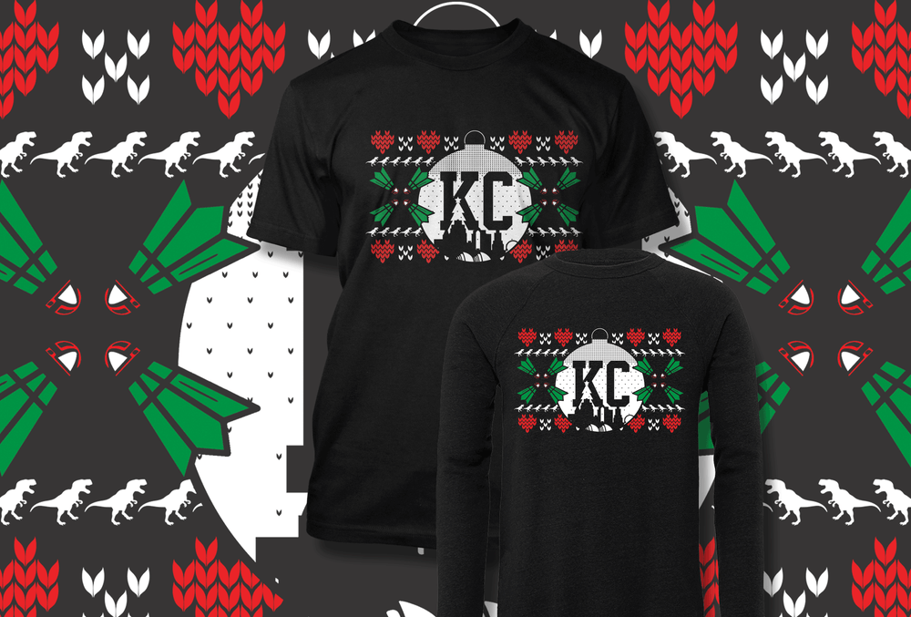 Image of Loyalty KC Ugly Christmas Shirt|Sweatshirt