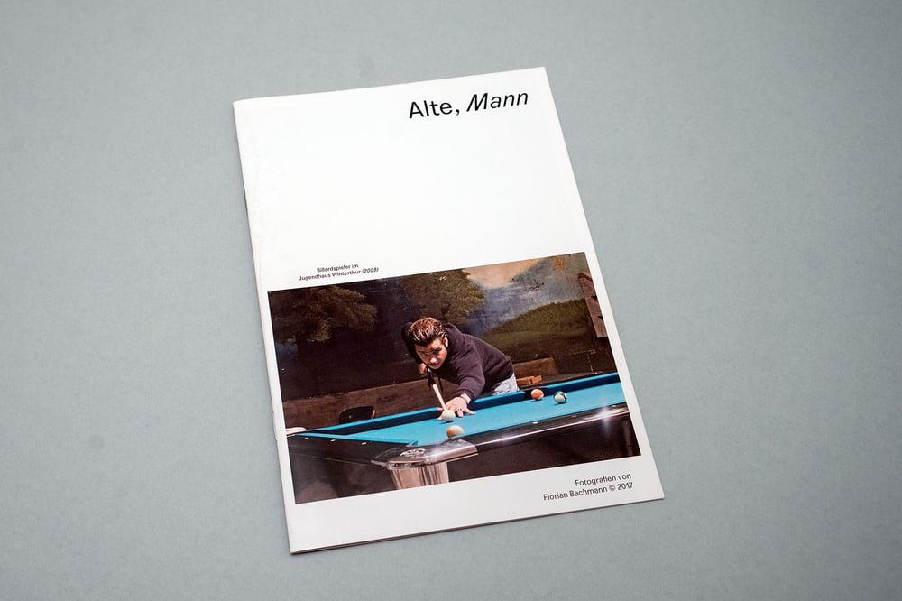 Image of Alte, Mann