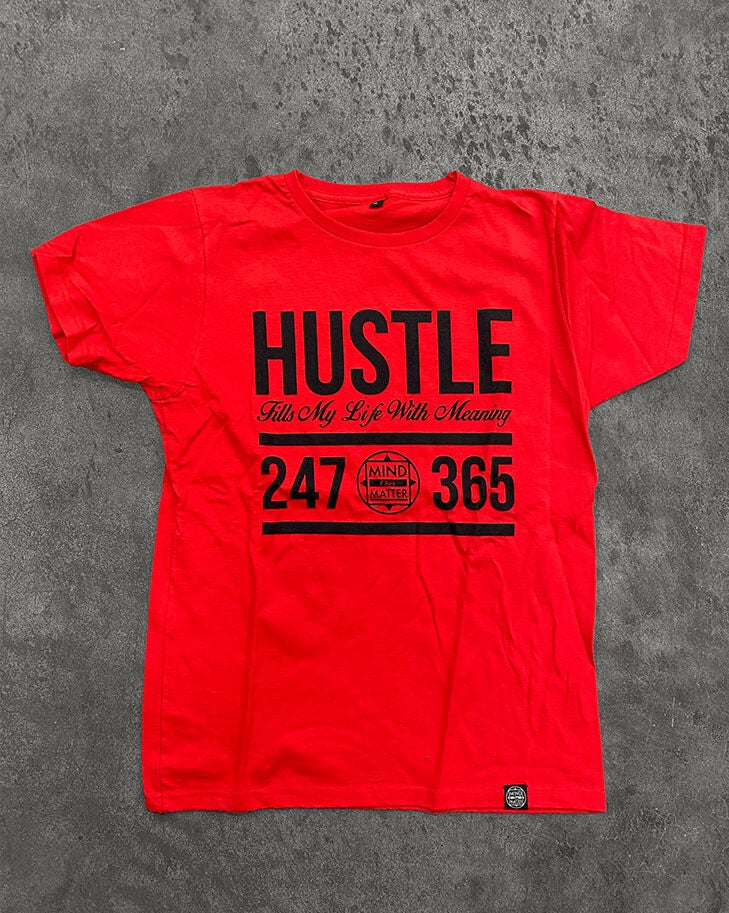 Image of HUSTLE Shirt | RED